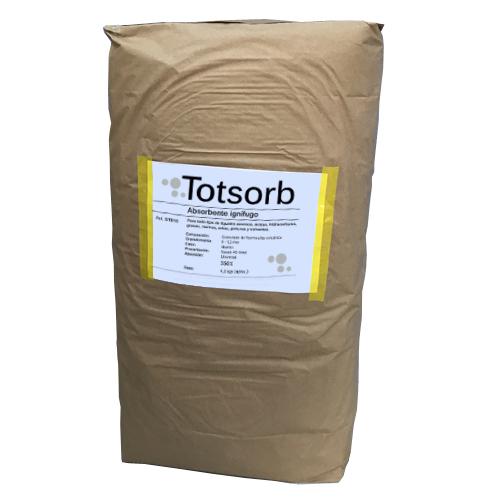Sacos absorbente mineral Vermicuñita en papel kraft 40L