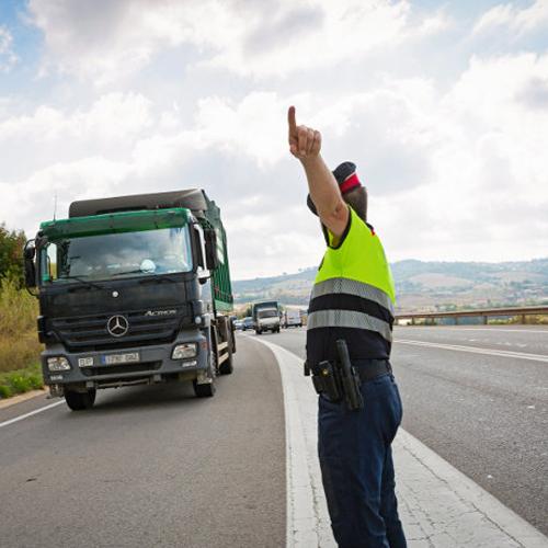Sanciones y recursos de tráfico siprotex