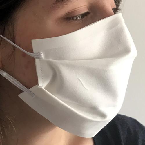 Mascarilla reutilizable higienica