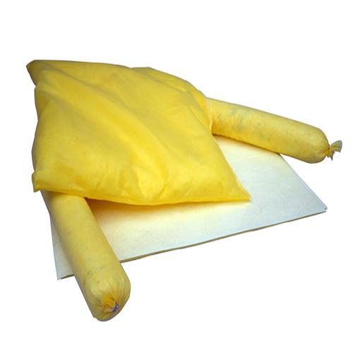 Set absorbentes uso químico