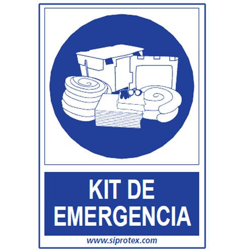 Señal Kit de Emergencia