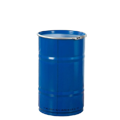 Bidon 100kg ballesta azul
